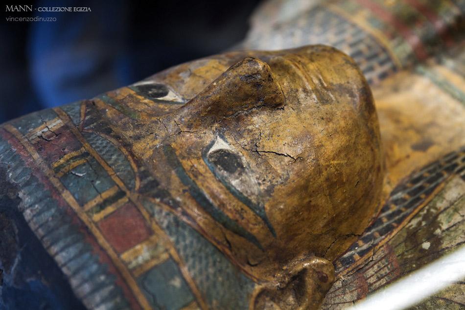 La collezione egizia del MANN